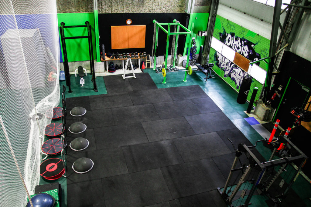 The Orbis Personal Training Gym! Some and get your sweat on ;)